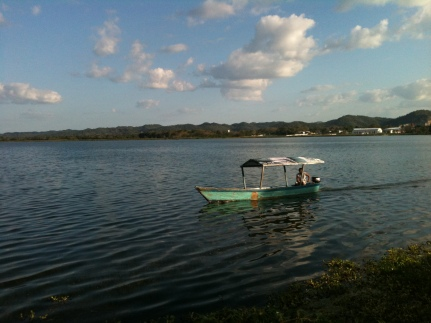 Lake Peten Itza, Flores