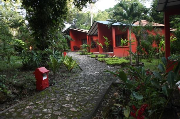 Jungle Lodge, Tikal