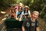 Into the Jungle we go!