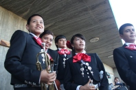 KAT MINER, SPECIAL TO THE DAILY PRESS 13th Annual Mariachi Festival, Stater Brothers Stadium, Adelanto, CA