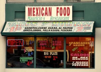 Local Taco Shop