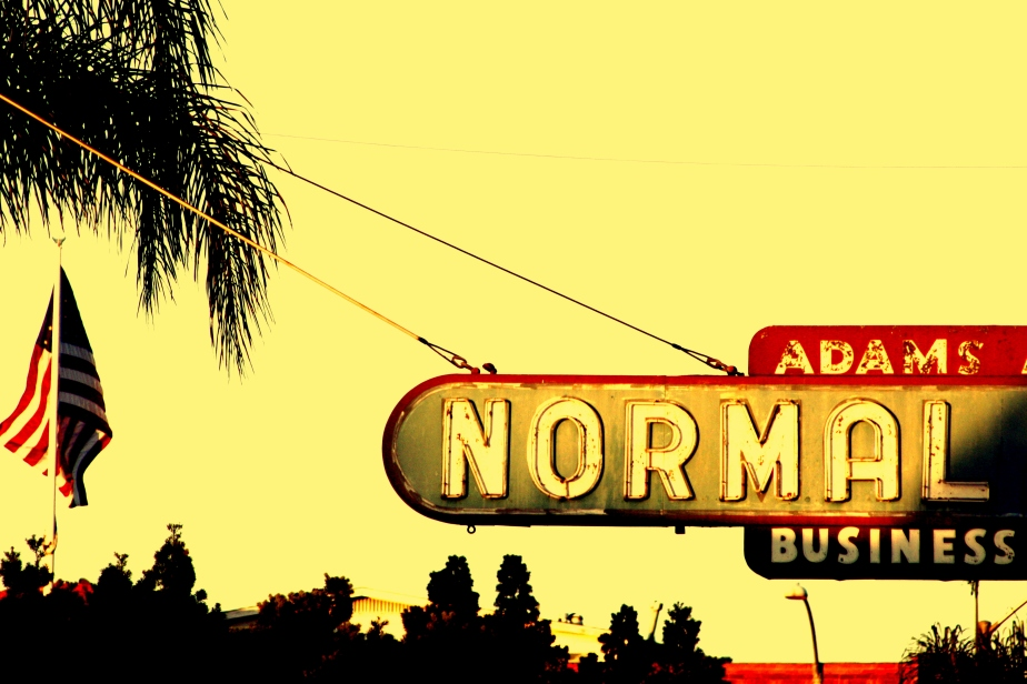 Visual Notes: Adams Avenue, Normal Heights, San Diego