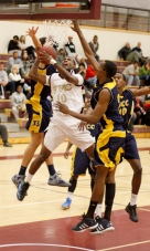 Victor Valley College Rams Basketball
