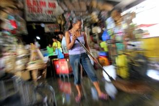 Santa Mesa market, Manila