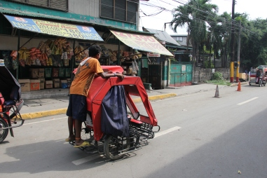 Tricycle, Manila