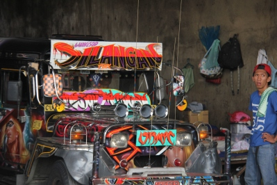 Our private jeepney