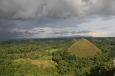 Chocolate Hills,, Bohol