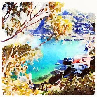 Avalon Bay, Catalina Island